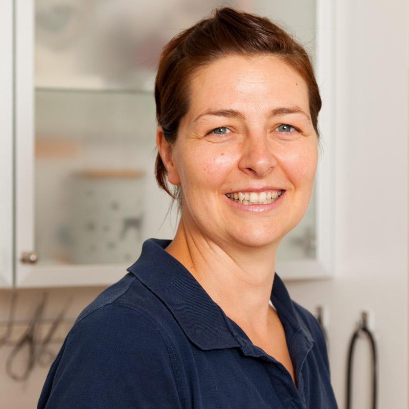 Dr. Christina Klöpping, Tierärztin