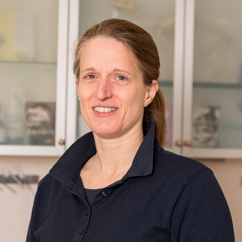 Tanja Krüger, Tierärztin